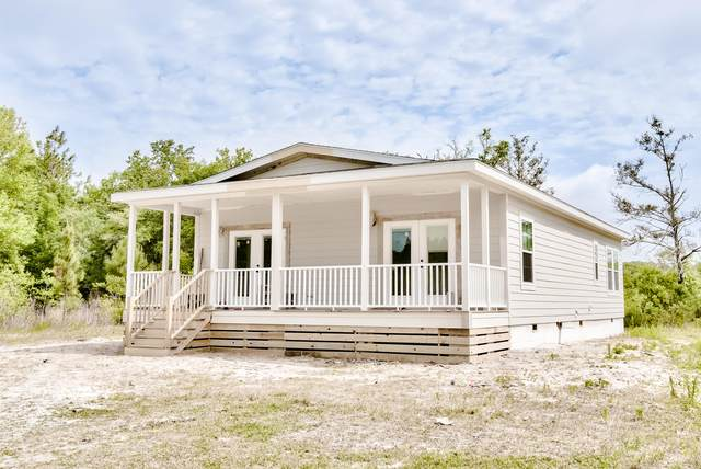 467 N County Highway 395 Lot 6, Santa Rosa Beach, FL 32459 (MLS #871219) :: Berkshire Hathaway HomeServices Beach Properties of Florida