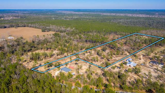 TBD Old River Rd, Baker, FL 32531 (MLS #871224) :: Better Homes & Gardens Real Estate Emerald Coast