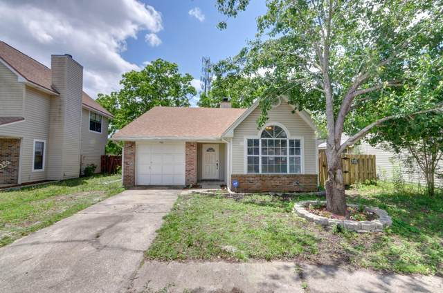506 Woodland Park Circle, Mary Esther, FL 32569 (MLS #871232) :: Counts Real Estate Group, Inc.
