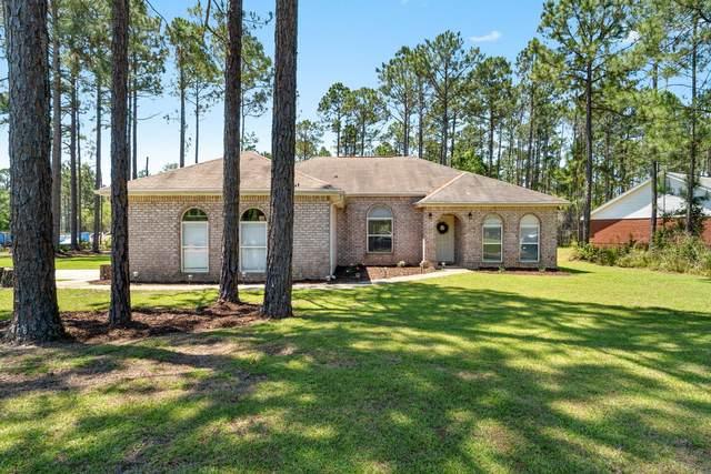 7705 Leisure Street, Navarre, FL 32566 (MLS #871252) :: NextHome Cornerstone Realty