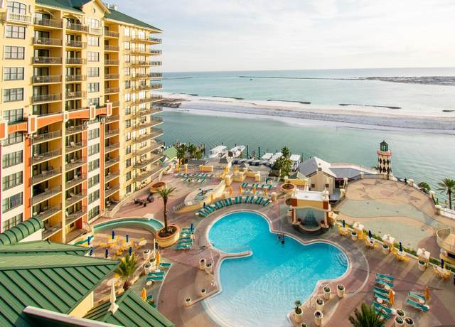 10 Harbor Boulevard Unit W1021, Destin, FL 32541 (MLS #871253) :: Berkshire Hathaway HomeServices Beach Properties of Florida