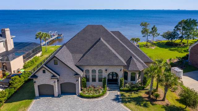 124 Dolphin Point Road, Niceville, FL 32578 (MLS #871267) :: Better Homes & Gardens Real Estate Emerald Coast
