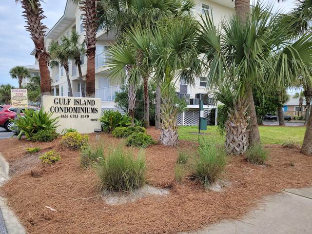 8436 Gulf Boulevard #423, Navarre, FL 32566 (MLS #871283) :: Better Homes & Gardens Real Estate Emerald Coast