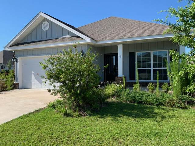 13 Norwich Road, Freeport, FL 32439 (MLS #871284) :: Berkshire Hathaway HomeServices PenFed Realty