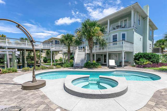 513 Osceola Drive, Destin, FL 32541 (MLS #871286) :: The Honest Group