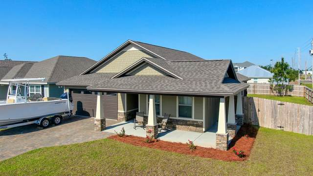 2604 Ashlee Way, Lynn Haven, FL 32444 (MLS #871289) :: Better Homes & Gardens Real Estate Emerald Coast