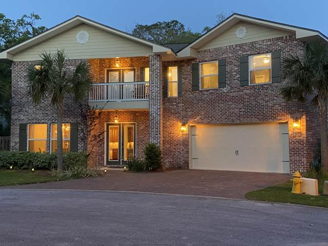14 Plantation Oaks Drive, Mary Esther, FL 32569 (MLS #871303) :: Better Homes & Gardens Real Estate Emerald Coast