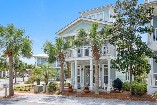 249 Beach Bike Way, Inlet Beach, FL 32461 (MLS #871310) :: Better Homes & Gardens Real Estate Emerald Coast