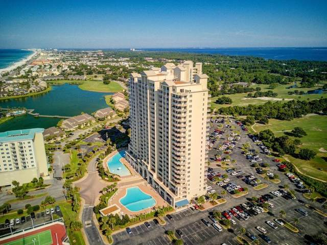112 Seascape Drive Unit 2108, Miramar Beach, FL 32550 (MLS #871340) :: Engel & Voelkers - 30A Beaches