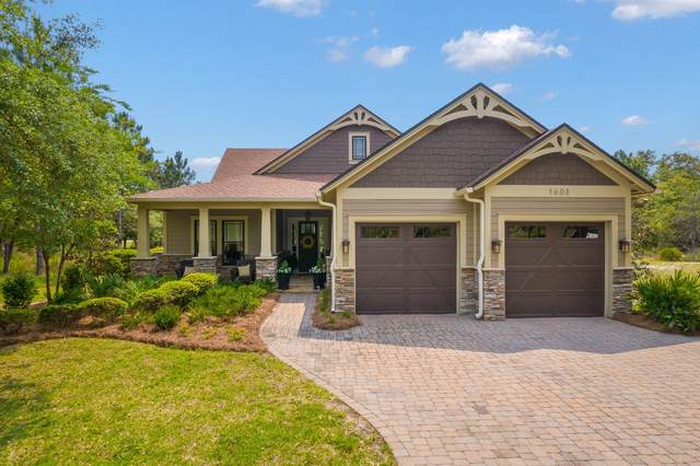 1603 Meadow Lark Way, Panama City Beach, FL 32413 (MLS #871370) :: Better Homes & Gardens Real Estate Emerald Coast