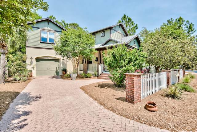 31 Cassine Garden Circle, Santa Rosa Beach, FL 32459 (MLS #871374) :: Scenic Sotheby's International Realty
