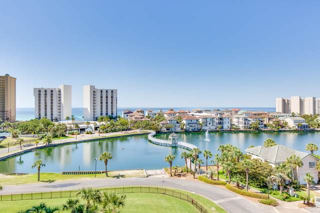 970 Highway 98 Unit 601, Destin, FL 32541 (MLS #871470) :: Counts Real Estate Group