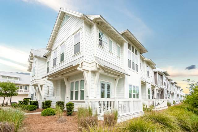 45 Milestone Drive Unit B, Inlet Beach, FL 32461 (MLS #871481) :: Engel & Voelkers - 30A Beaches