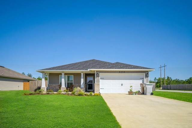 6098 Redberry Drive, Gulf Breeze, FL 32563 (MLS #871493) :: Back Stage Realty