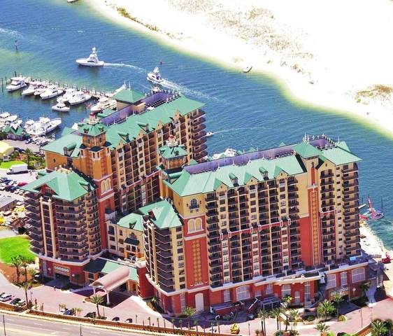 10 Harbor Boulevard E102b, Destin, FL 32541 (MLS #871509) :: The Honest Group