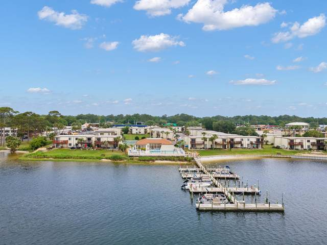 308 SW Miracle Strip Parkway 7A, Fort Walton Beach, FL 32548 (MLS #871527) :: RE/MAX By The Sea