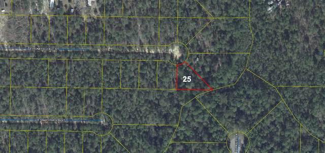 Lot 25 E Honeysuckle Street, Defuniak Springs, FL 32433 (MLS #871548) :: Better Homes & Gardens Real Estate Emerald Coast