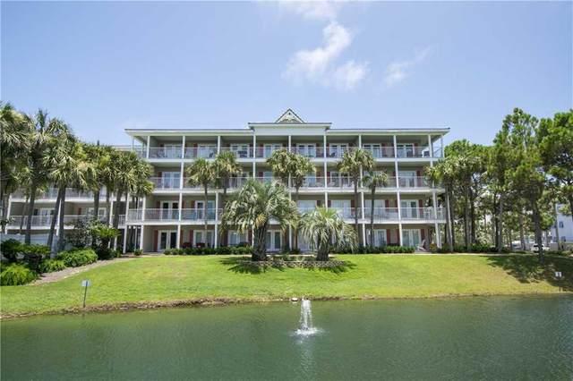 144 Spires Lane #314, Santa Rosa Beach, FL 32459 (MLS #871566) :: Coastal Luxury