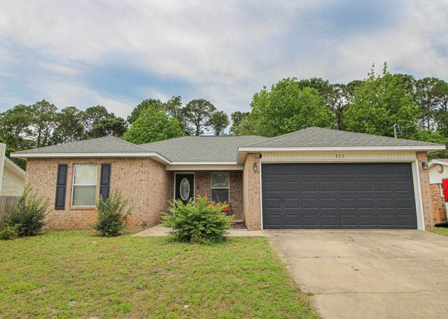 111 Green Drive, Mary Esther, FL 32569 (MLS #871573) :: The Chris Carter Team