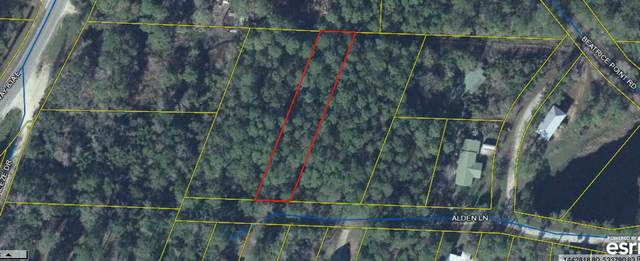 Lot 19 Alden Lane, Freeport, FL 32439 (MLS #871594) :: Berkshire Hathaway HomeServices PenFed Realty