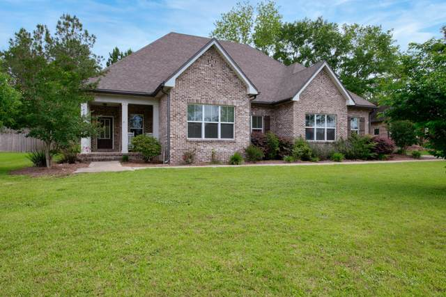 1475 Mill Creek Drive, Baker, FL 32531 (MLS #871596) :: Berkshire Hathaway HomeServices PenFed Realty