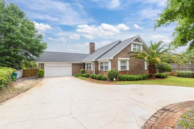 3 Palm Drive, Shalimar, FL 32579 (MLS #871597) :: Beachside Luxury Realty