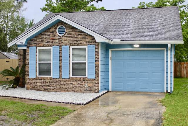 1720 Bennetts End, Fort Walton Beach, FL 32547 (MLS #871600) :: Berkshire Hathaway HomeServices PenFed Realty