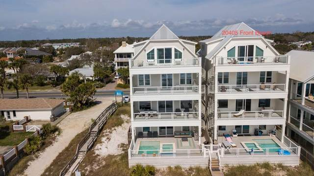 20405 Front Beach Road, Panama City Beach, FL 32413 (MLS #871610) :: Berkshire Hathaway HomeServices PenFed Realty