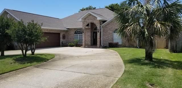 2033 Grayson Drive, Navarre, FL 32566 (MLS #871615) :: The Chris Carter Team