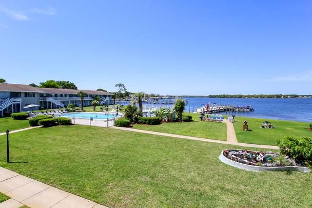 726 Eglin Parkway Unit 7B, Fort Walton Beach, FL 32547 (MLS #871618) :: Rosemary Beach Realty