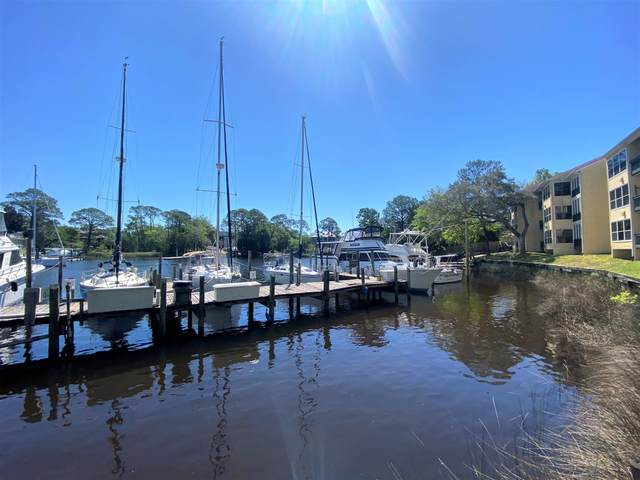 300 Yacht Club Drive Unit 08, Niceville, FL 32578 (MLS #871623) :: Briar Patch Realty