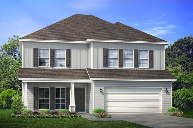 163 Dalton Aubrey Drive Lot 44, Santa Rosa Beach, FL 32459 (MLS #871631) :: ENGEL & VÖLKERS