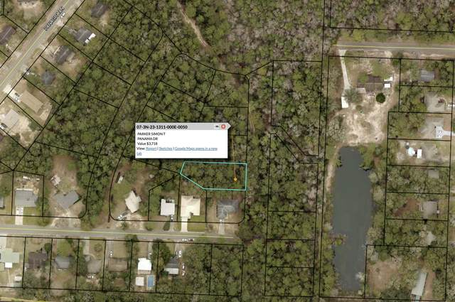 TBD Panama Dr, Crestview, FL 32536 (MLS #871632) :: Engel & Voelkers - 30A Beaches