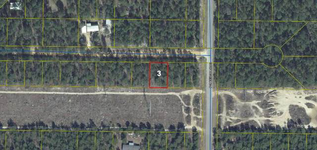 Lot 3 Cowslip Court, Defuniak Springs, FL 32433 (MLS #871644) :: Engel & Voelkers - 30A Beaches