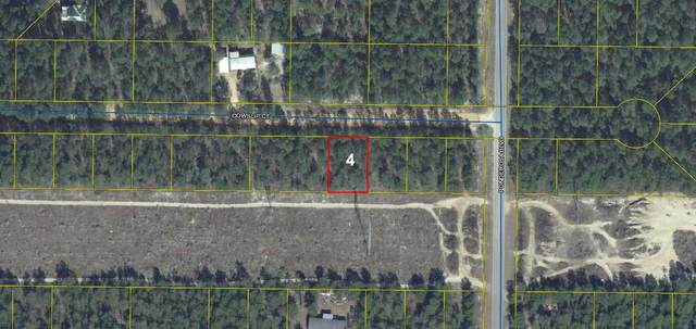 Lot 4 Cowslip Court, Defuniak Springs, FL 32433 (MLS #871646) :: The Premier Property Group