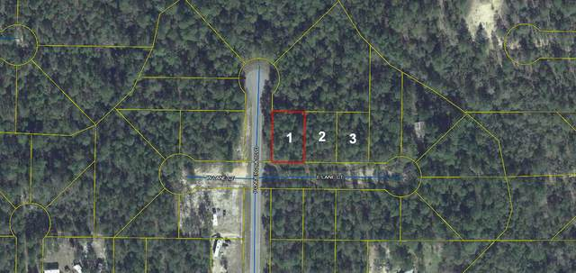 Lots 1-3 E Lane Court, Defuniak Springs, FL 32433 (MLS #871649) :: The Premier Property Group