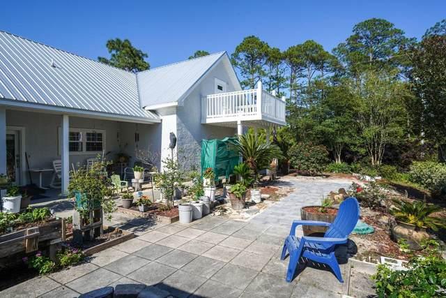 381 Seacrest Drive, Inlet Beach, FL 32461 (MLS #871654) :: The Premier Property Group