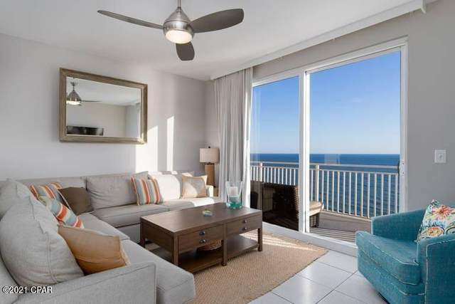 17739 Front Beach Road Unit 2101W, Panama City Beach, FL 32413 (MLS #871659) :: ENGEL & VÖLKERS