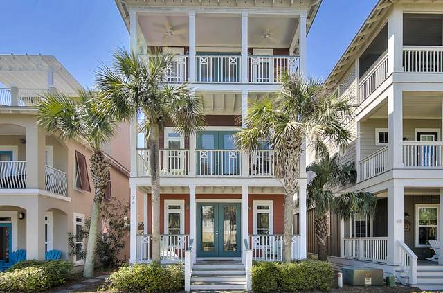 74 Blue Dolphin Loop, Inlet Beach, FL 32461 (MLS #871661) :: Engel & Voelkers - 30A Beaches