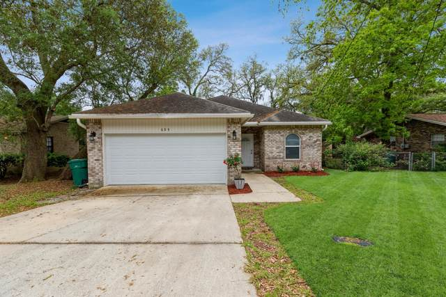 605 31St Street, Niceville, FL 32578 (MLS #871693) :: RE/MAX By The Sea