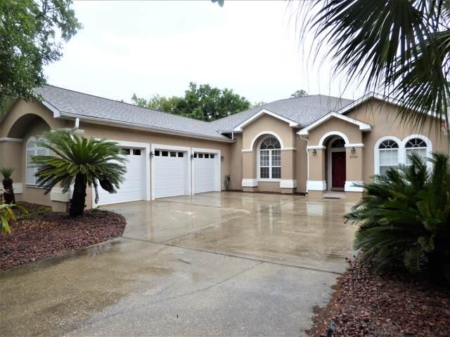 2726 Muirfield Drive, Navarre, FL 32566 (MLS #871700) :: Back Stage Realty
