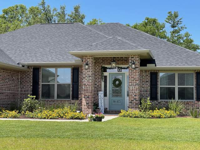 8872 Gristmill Way, Milton, FL 32583 (MLS #871706) :: RE/MAX By The Sea