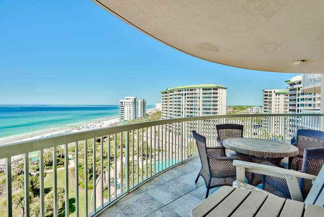 15400 Emerald Coast Parkway Unit 1006, Destin, FL 32541 (MLS #871750) :: The Honest Group