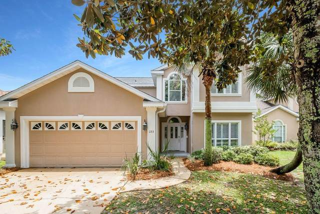 233 Talquin Cove, Destin, FL 32541 (MLS #871771) :: Berkshire Hathaway HomeServices Beach Properties of Florida