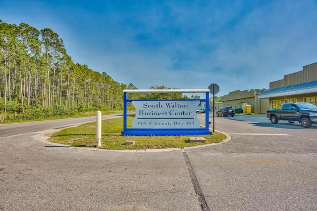 605 N Clara Lane 14-B, Santa Rosa Beach, FL 32459 (MLS #871772) :: Berkshire Hathaway HomeServices Beach Properties of Florida