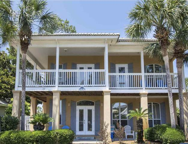 22 Garnet Cove, Miramar Beach, FL 32550 (MLS #871804) :: 30A Escapes Realty