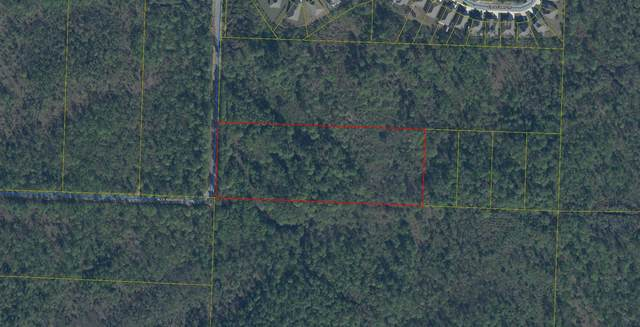 8 AC Alderberry Road, Santa Rosa Beach, FL 32459 (MLS #871806) :: 30A Escapes Realty