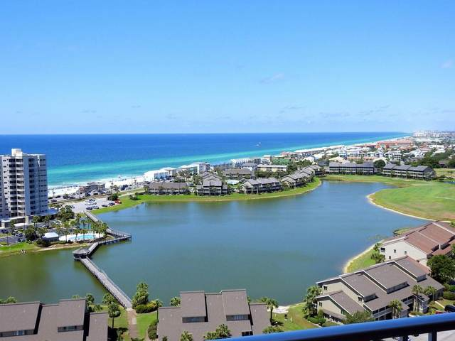 122 Seascape Drive Unit 1807, Miramar Beach, FL 32550 (MLS #871811) :: 30A Escapes Realty