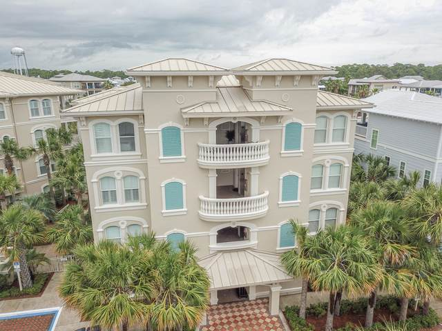 35 E Seacrest Boulevard Unit C-301, Inlet Beach, FL 32461 (MLS #871833) :: Engel & Voelkers - 30A Beaches
