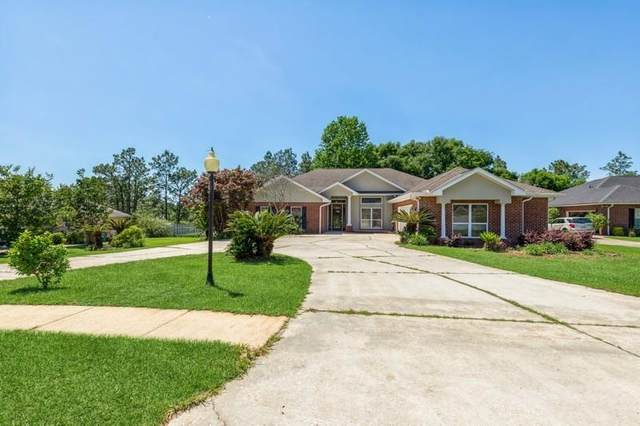 5884 Saratoga Drive, Crestview, FL 32536 (MLS #871834) :: The Chris Carter Team